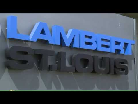 Aviation expert talks Lambert St  Louis Airport history