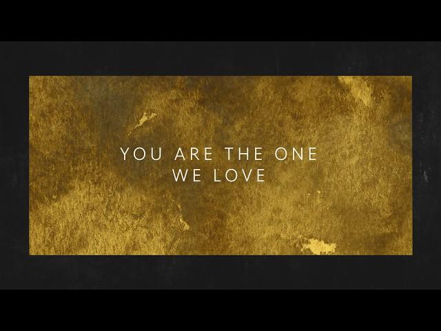 ShofarBand - The One We Love (Church Resource)
