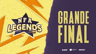 FREE FIRE - GRANDE FINAL NFA LEGENDS SEASON 2 - #NFALEGENDS