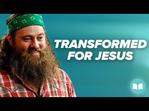 Transformed for Jesus - Willie Robertson