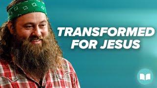 Transformed for Jesus - Willie Robertson