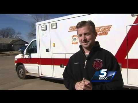 Thief steals equipment from Okla. fire dept. ambulance