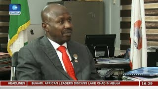 NFIU Must Be Domiciled Under EFCC - Magu | Question Time |