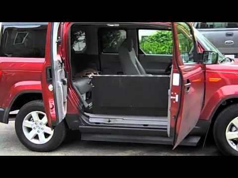 Our New Honda Element  YouTube