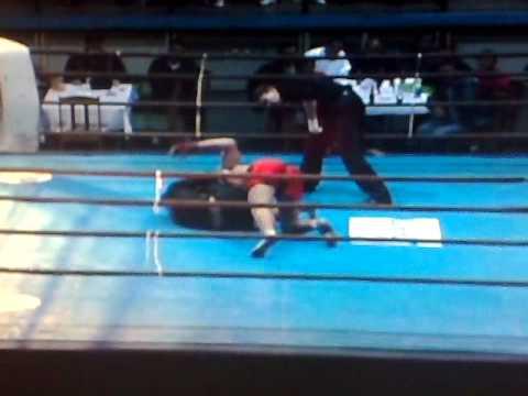 Srdjan Rokvic vs Dejan Marinkovic - Prokuplje Fight Night