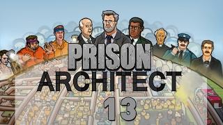 Прохождение Prison Architect: #13 - ОБУЧЕНИЕ!