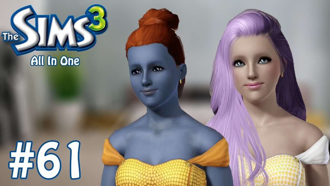 The Sims 3: Genie Makeover - Part 61 - YouTube