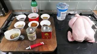 Spatchcock Tandoori Chicken. #SRP