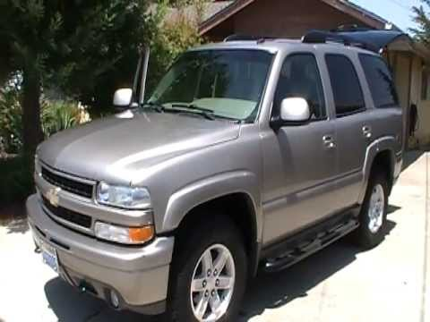 FOR SALE 2003 Chevy Tahoe 4x4 Z71  YouTube