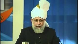 (Urdu) Majlis Ansarullah Belgium Ijtima 2008, Address by Hadhrat Mirza Masroor Ahmad