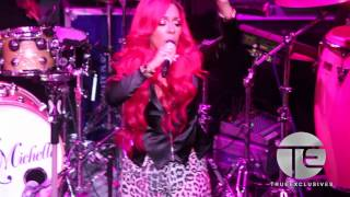 "K. Michelle Goes Off On Stage ""Can"