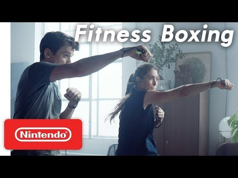 Nintendo Switch『Fit BOXING』の声優