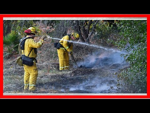 California wildfire is now the third-largest in state history- Breaking News TNC -