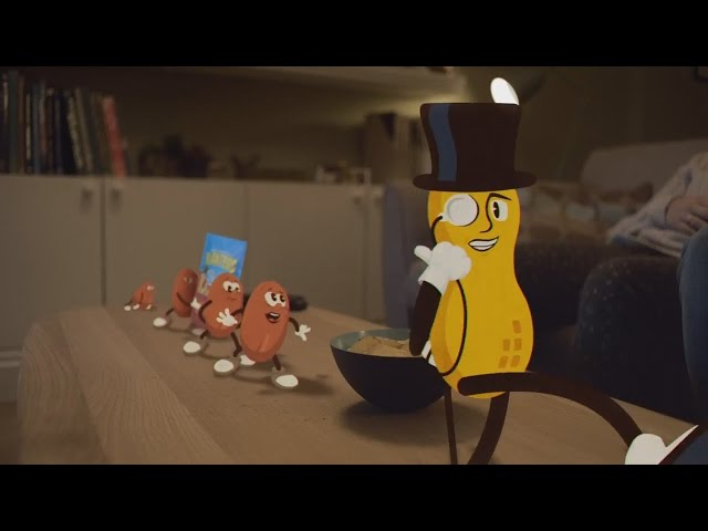 Planters Snack Parade - Lounge