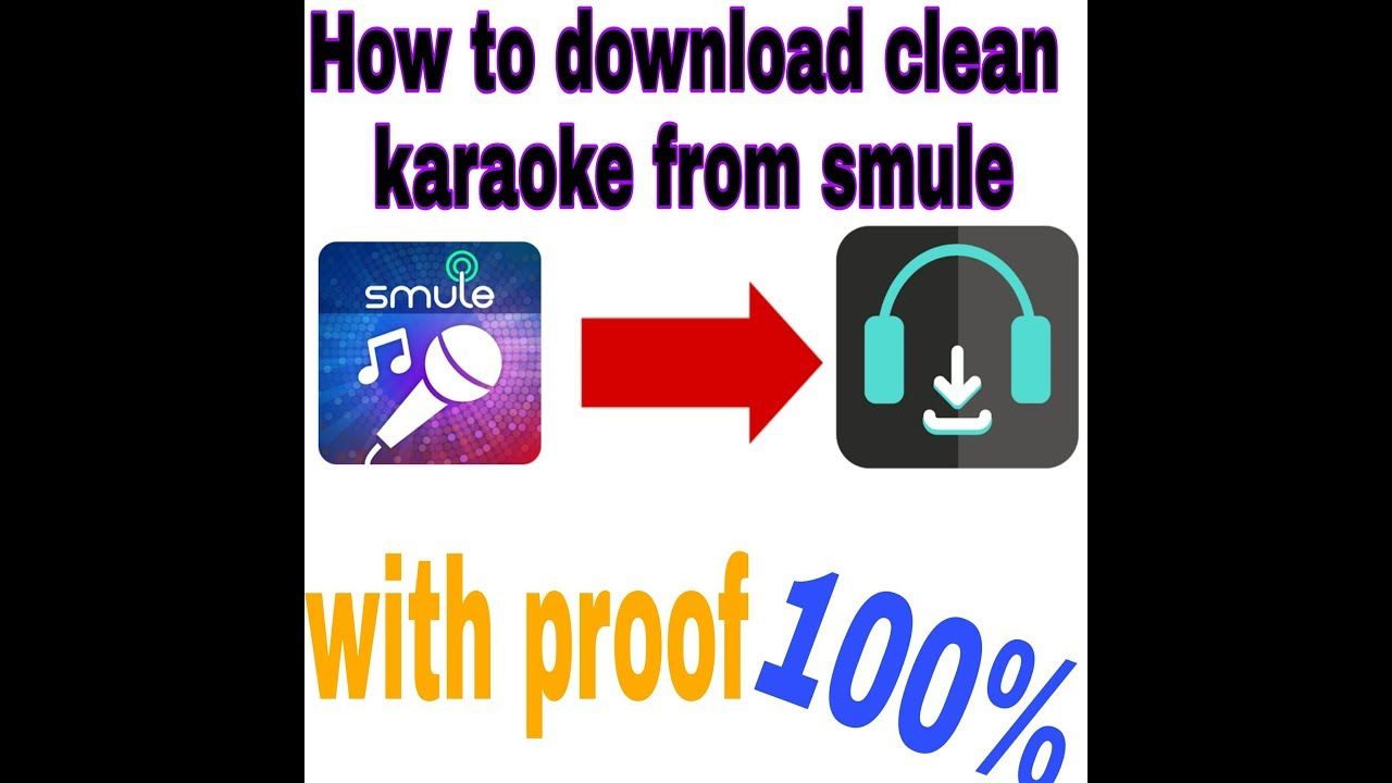 How To Download Original Karaoke Tracks In Smule Sing App In Hindi