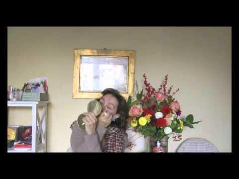 Christine Kaufmann Wellness Talk - Jane Iredale Make up