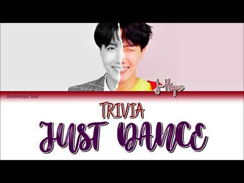 BTS (방탄소년단) J-Hope(제이 홉)-Trivia 起: Just Dance-가사 (Sub Español+Roma+Han+Lyrics+Colorcodedlyrics)