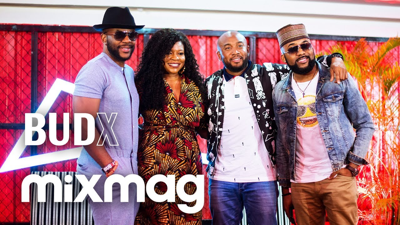 Download Banky W, Kemi Atiba and Sesan Ogunro on breaking into the Nigerian film industry | BUDX Lagos