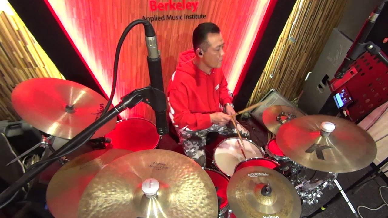 미스터트롯 / 홍잠언 - 항구의남자 Drum Cover