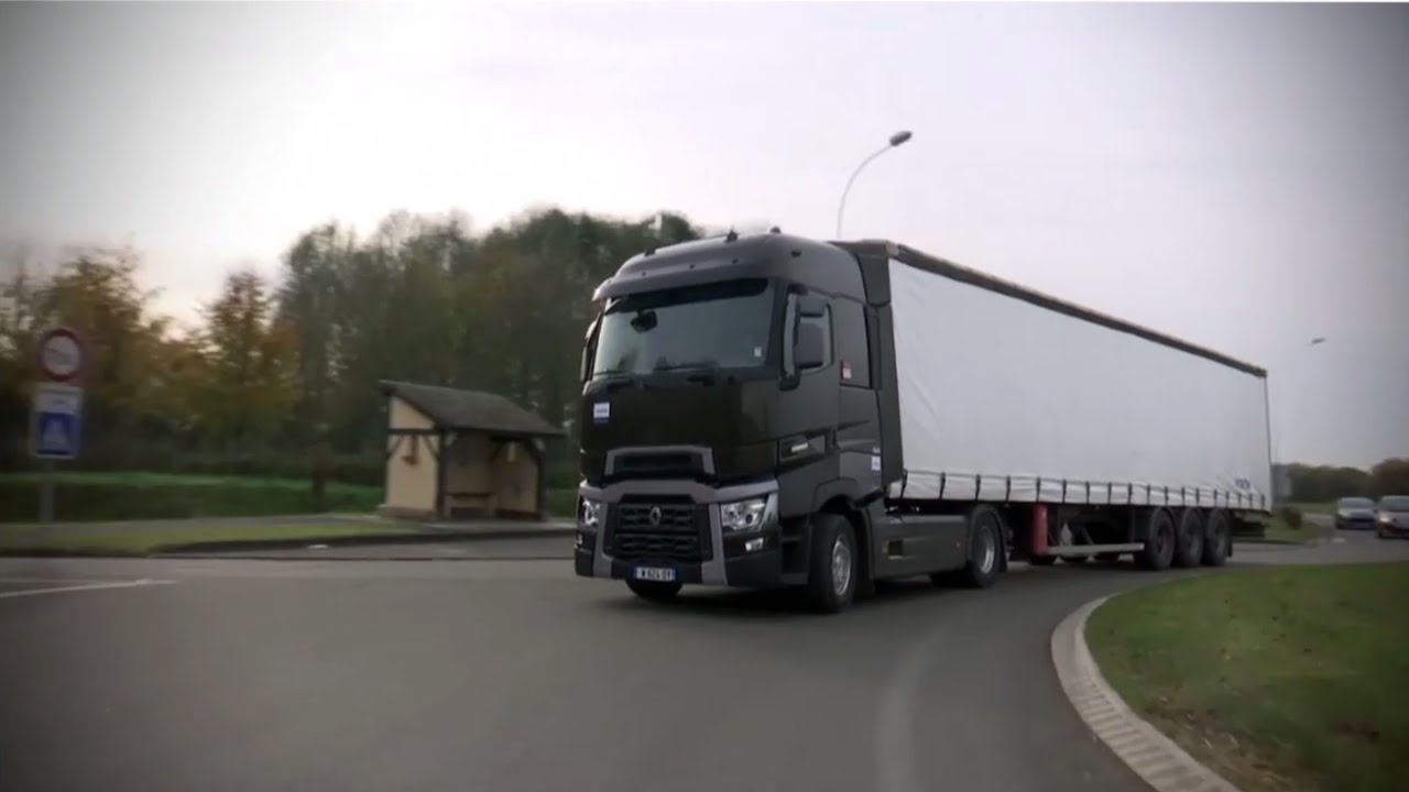 Voith braking systems for trucks - Voith Retarder:The Performance  Comparative Test (EN)