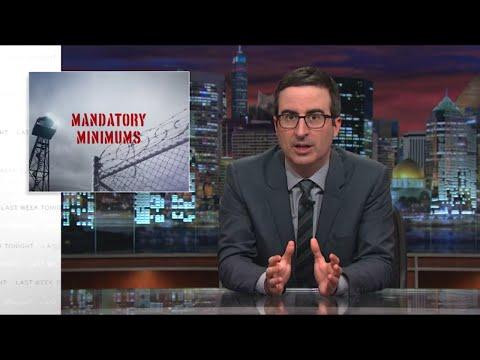 Mandatory Minimums: Last Week Tonight with John Oliver (HBO)