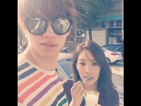 are baekhyun and taeyeon dating 2015