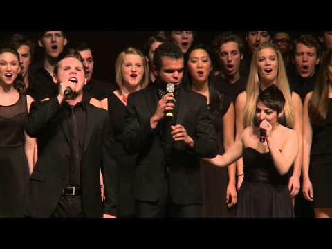"""CCM's Musical Theatre program performs """"On the Wings of a Dream"""" at the 2014 Moveable Feast"""