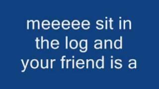 spongebob theme song backwards