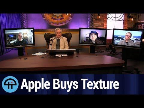 Apple Buys Digital Newsstand Texture
