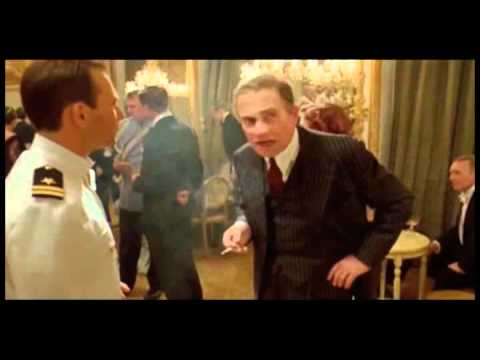 Harry Enfield as George VI  Churchhill the Hollywood Years