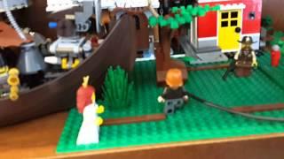 обновления моего города Лего Стимпанк (обзор)