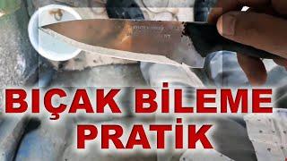 Kurban Bıçağı Nasıl Bilenir - Bıçak Bileme Makinesi - Bıçak Nasıl Bilenir -  Çelik Bıçak