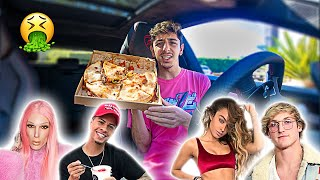 Download I Let YouTubers Decide What I Eat For 24 HOURS!! **bad idea** Mp3 and Videos