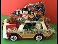 DIY Christmas Makeover, Retro Fisher Price Nifty Station Wagon!