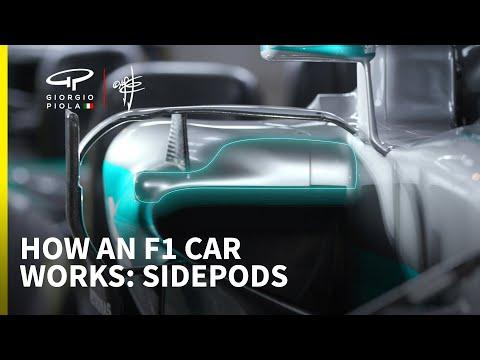 How A Formula 1 Car Works: Episode 3 - Sidepods