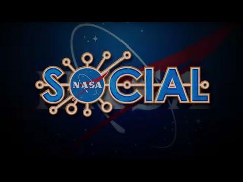 NASA Social -  RS-25 Rocket Engine Test