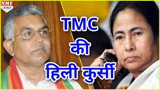 BJP के Dilip Ghosh का भाषण सुन Mamta और TMC के छुटे पसीने
