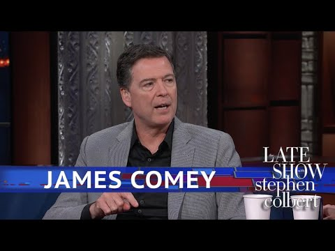 James Comey Says We Shouldn't 'Shrug' At Trump