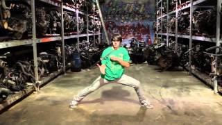 Learn Martial Arts: Kalman Csoka Samurai Sword Strikes & Form Hyper DVD