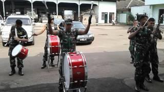 Drumband pusdikzi gladi taruna jaya