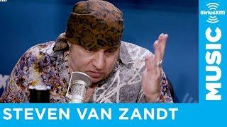 """Steven Van Zandt Advocates for Art in """"STEM"""""""
