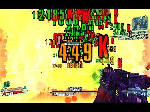 Repeat Borderlands 2 Krieg vs OP8 Digistruct Peak in 15:31 by 文