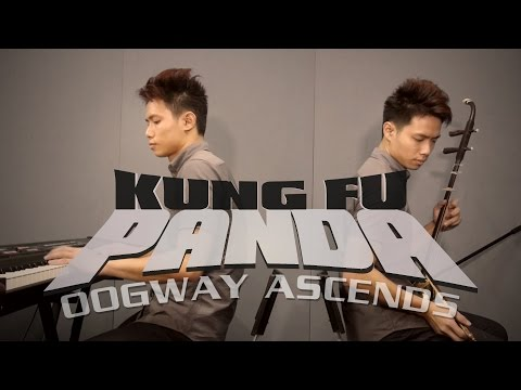 Kung Fu Panda - Oogway Ascends (Erhu & Keyboard Cover)