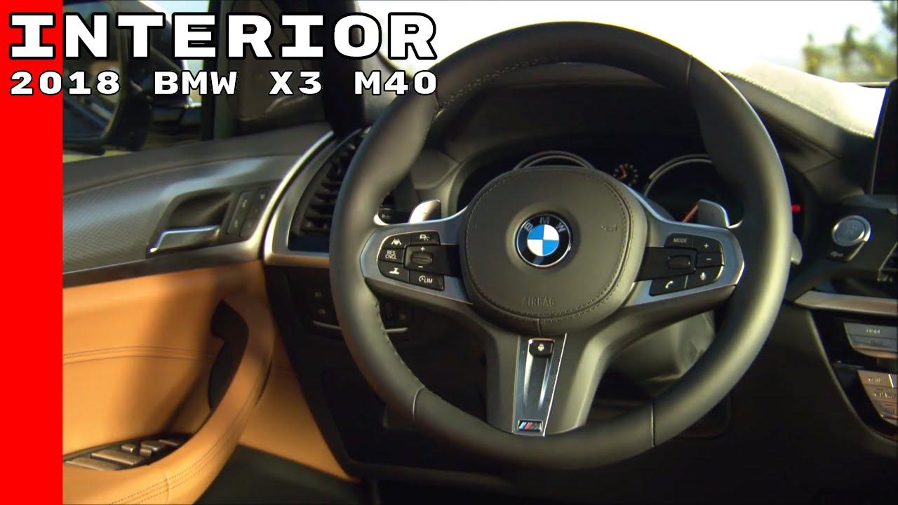 2018 bmw x3 interior. fine 2018 new 2018 bmw x3 m40 interior in bmw x3 interior
