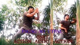 Only action action Pagag Ao Utpal