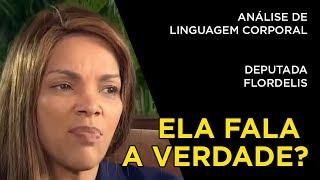 Deputada Flordelis entrevistada | Linguagem Corporal #19