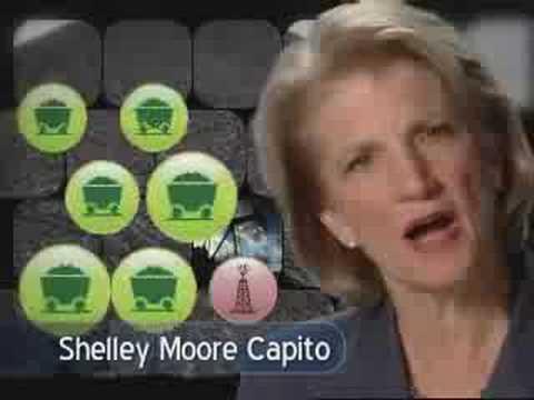 Shelley Moore Capito Kyrptonite Ad