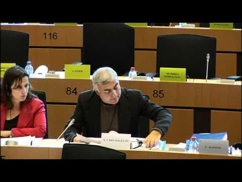 Chrysogelos about Cohesion Fund and repeal of Council Regulation No 1084/2006