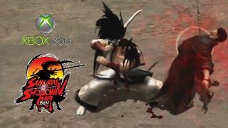 Samurai Shodown Sen Haohmaru playthrough (Xbox 360)