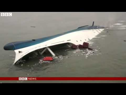 BBC News   South Korean Coastguard to disband after ferry tragedy